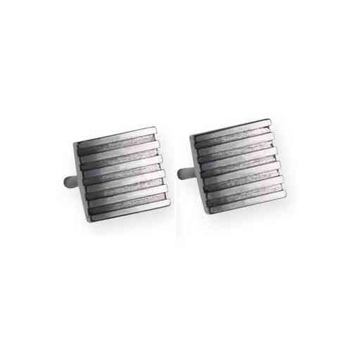 Ernstes Design Ohrstecker E85 (ca.6x6mm)