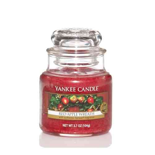 "Yankee Candle ""Red Apple Reath"" Small 1120699E"