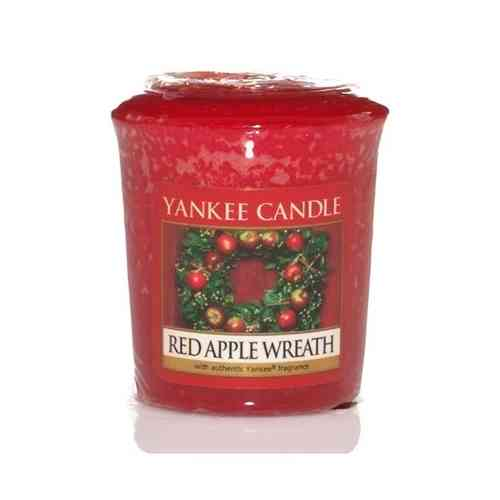 "Yankee Candle ""Red Apple Wreath"" Votive 1120702E"