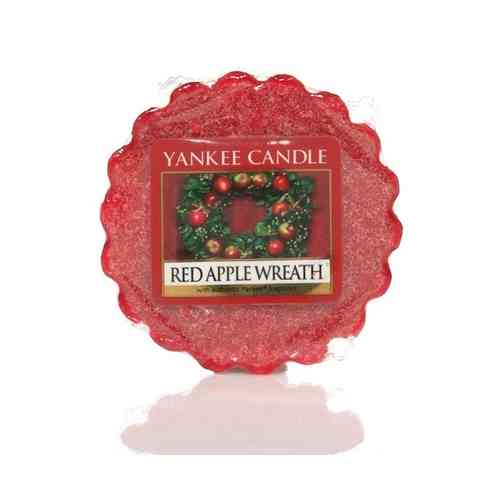 "Yankee Candle ""Red Apple Wreath"" Wax Melts 1120701E"