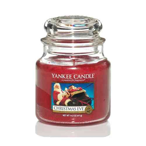 "Yankee Candle ""Christmas Eve"" Medium 1199604E"