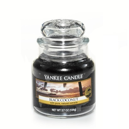 "Yankee Candle ""Black Coconut"" Small 1254005E"