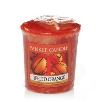 "Yankee Candle ""Spiced Orange"" Votive 1188037E"