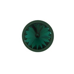 "My imenso Ring Insignia 14mm 14-1023 ""Emerald May"""