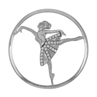 My imenso Insignia 33mm 33-1135 dancing girl