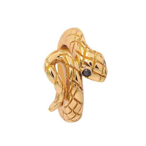 Endless Charm Snake 18k Gold plated