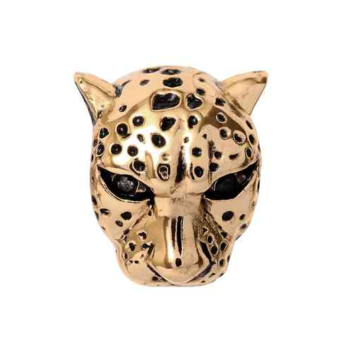 Endless Charm Leopard 18k Gold plated