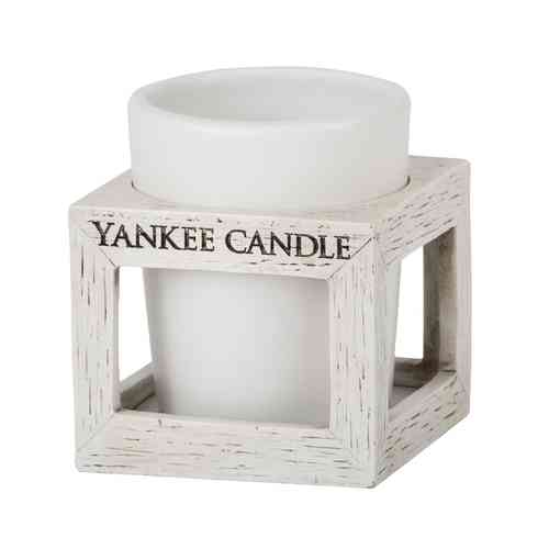 "Yankee Candle Accessoires ""Wood Ceramic""  Votive Holder 1331879"
