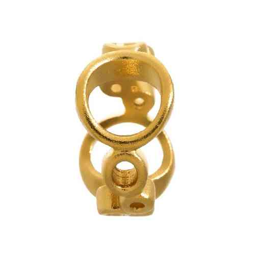 Endless Charm Bubbles 18k Gold plated