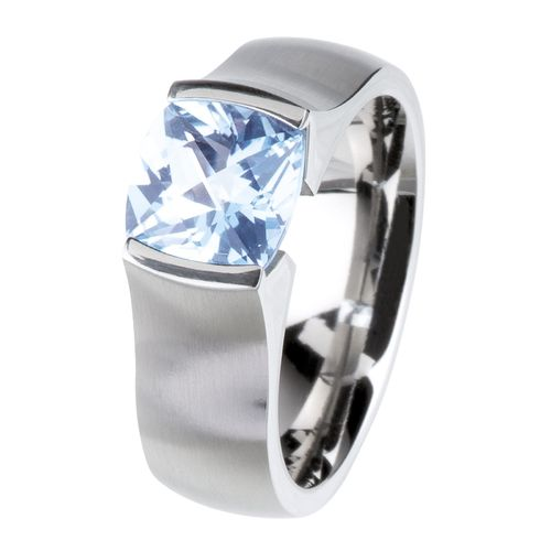 Ernstes Design Ring Topaz Ice-Blue R401.TIC ca. 2,15ct TCF