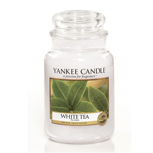 "Yankee Candle ""White Tea"" Large 1507734E"