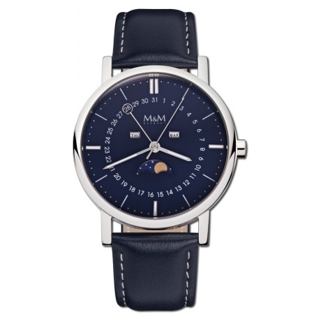 M & M Germany M11919-848 Moonphase