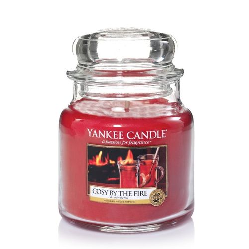 "Yankee Candle ""Cosy by the Fire"" Medium 1342562E"