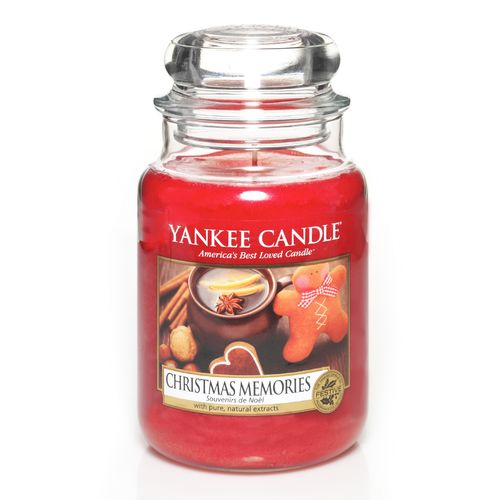 "Yankee Candle ""Christmas Memories"" Large 1275309E"