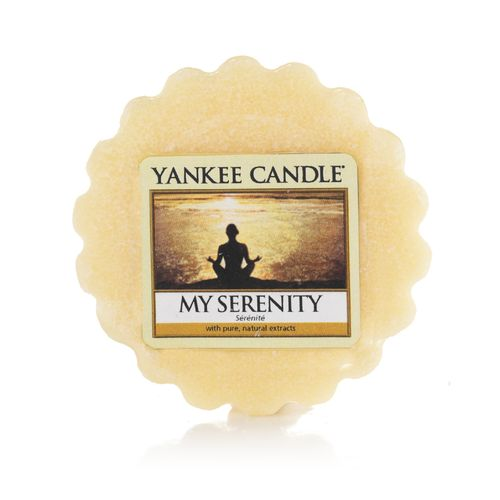 "Yankee Candle ""My serenity"" Wax Melts 1507702E"