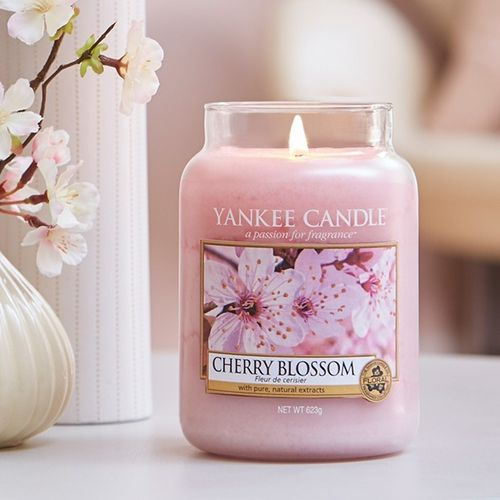"Yankee Candle ""Cherry Blossom"" Large 1542836E"