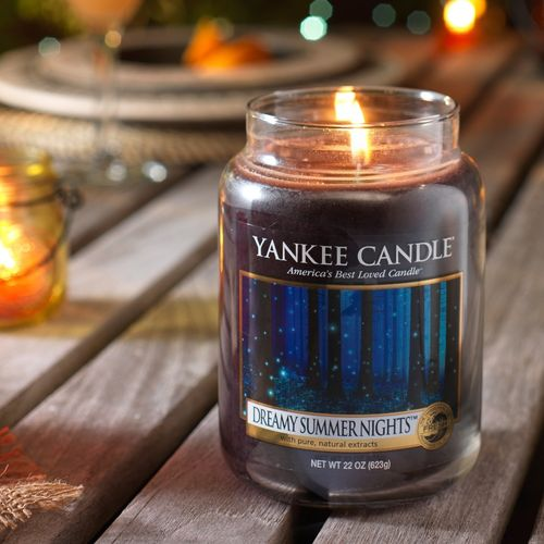 "Yankee Candle ""Dreamy Summer Nights"" Large 1352140E"