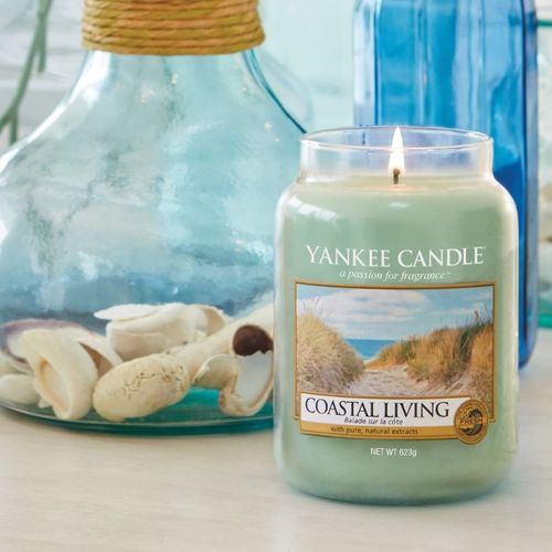 "Yankee Candle ""Coastal Living"" Large 1533655E"