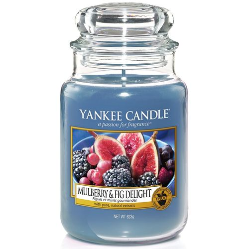 "Yankee Candle ""Mulberry & Fig Delight"" Large 1556245E"