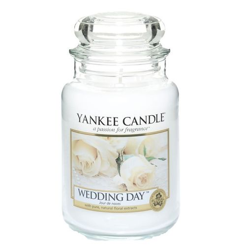 "Yankee Candle ""Wedding Day"" Large 115438E"