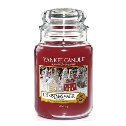 "Yankee Candle ""Christmas Magic"" Large 1556286E"