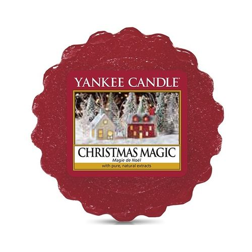 "Yankee Candle ""Christmas Magic"" Wax Melt 1556290E"