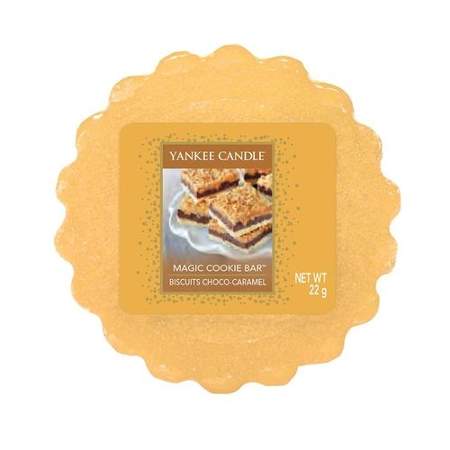 "Yankee Candle ""Magic Cookie Bar"" Cookie Swap Wax Melt 1530825E"