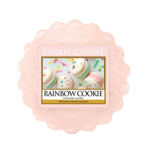 "Yankee Candle ""Rainbow Cookie"" Wax Melt 1577161E"