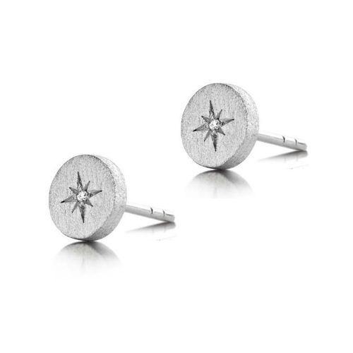 "Spirit Icons Ohrstecker ""North Star"" 40111"
