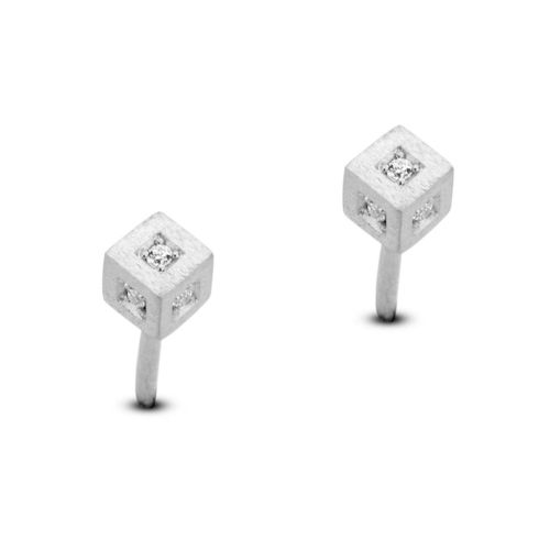 "Spirit Icons Ohrstecker ""Block"" 40741"