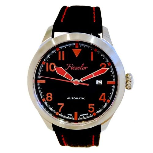 FIESELER Automatic Fi-99 PILOT ROTE EDITION Aufl. 75 St.